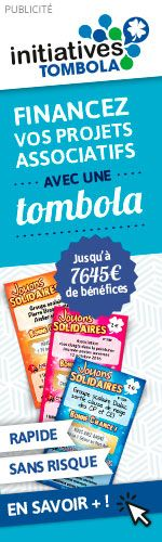 Banniere Initiatives tombola 2018